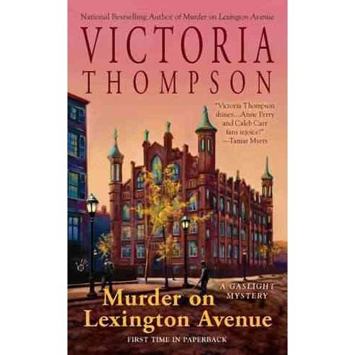 Murder on Lexington Avenue: A Gaslight Mystery
