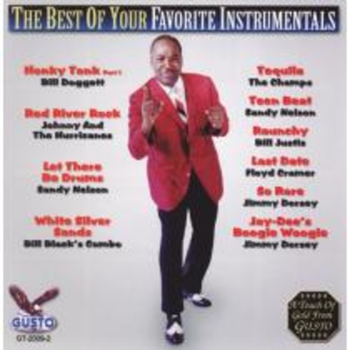 Best of Your Favorite Instrumentals [CD]
