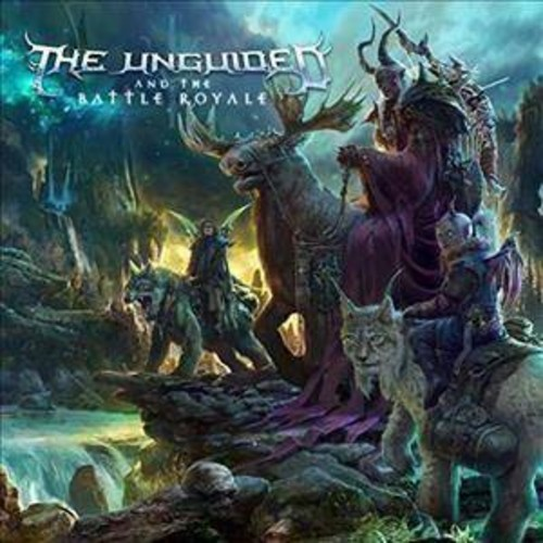 Unguided - And The Battle Royale (CD)