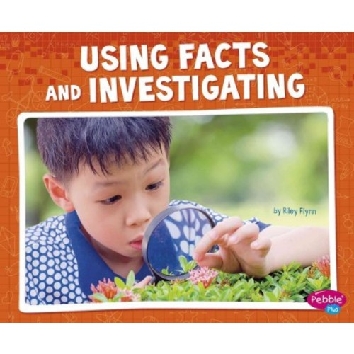 Using Facts and Investigating (Library) (Riley Flynn)