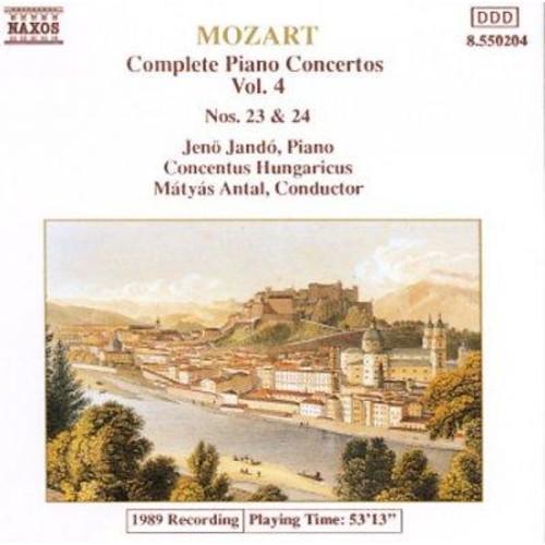 Various - Mozart: Piano Concertos Vol 4