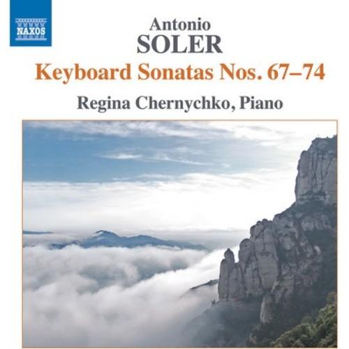 Soler & Chernychko - Keyboard Sonatas (CD)
