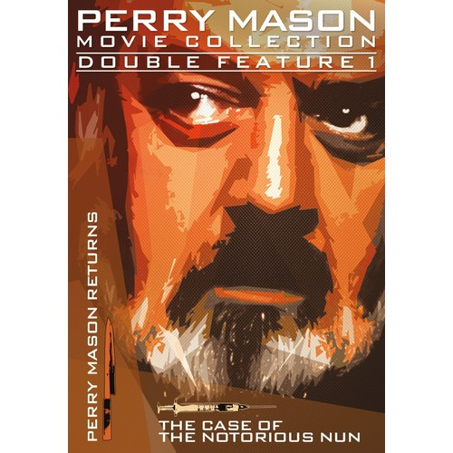 Perry Mason Movie Collection: Double Feature 1 - The Case of the Notorious Nun/Mason Returns [DVD]