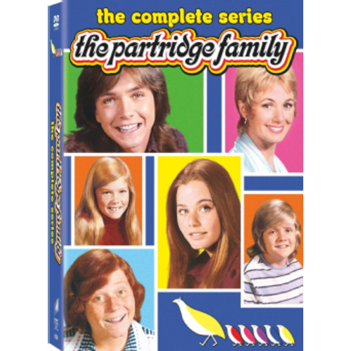 Partridge Family:The Complete Series [DVD]