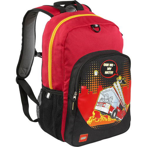 LEGO City Nights Backpack [Red]