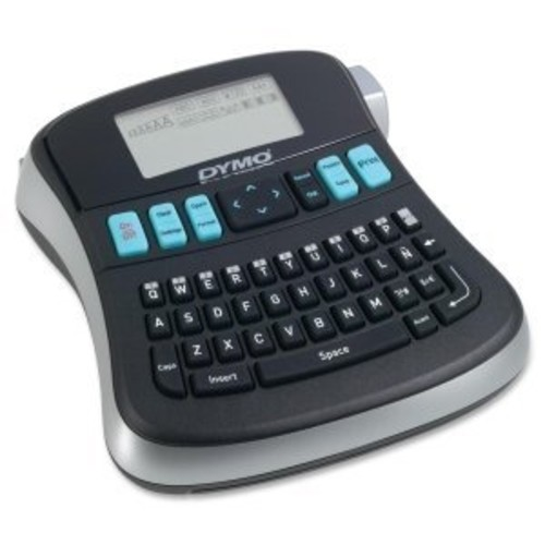 DYMO LabelManager 210D All Purpose Label Maker with Large Display and QWERTY keyboard (1738345)