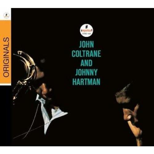 Johnny Hartman - John Coltrane and Johnny Hartman