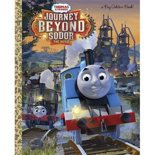 Journey Beyond Sodor : The Movie (Hardcover)