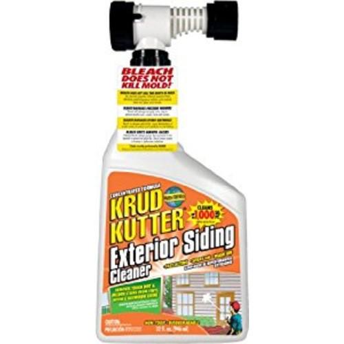 KRUD KUTTER ES32H Exterior Siding Cleaner, 32-Ounce