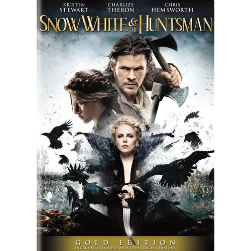 Snow White and the Huntsman [Gold Edition] [2 Discs] [DVD] [2012]