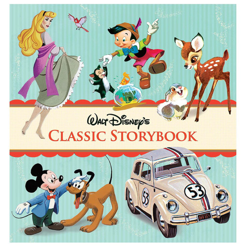 Disney's Walt Disney's Classic Storybook