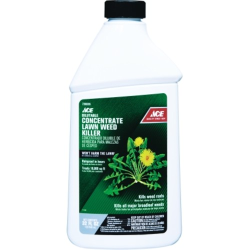 Ace 32 Oz Lawn Weed Killer