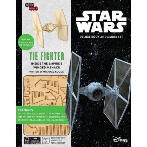 Star Wars Tie Fighter ( Incredibuilds) (Mixed media product)