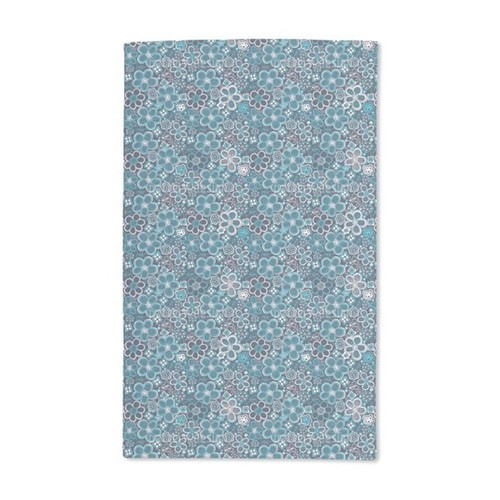 The Night of the Little Flowers Hand Towel (Set of 2)