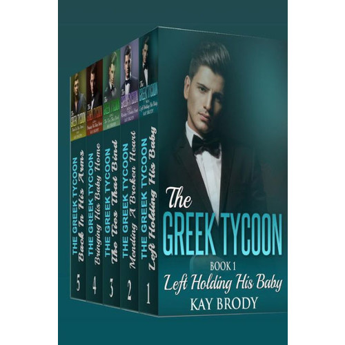 The Greek Tycoon GIANT PRINT: A Billionaire New Adult Romance Short Story BOOKS 1-5