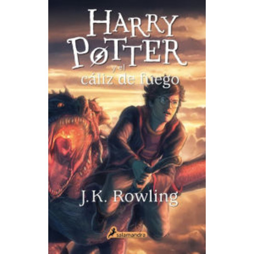 Harry Potter y el cliz de fuego (Harry Potter and the Goblet of Fire)