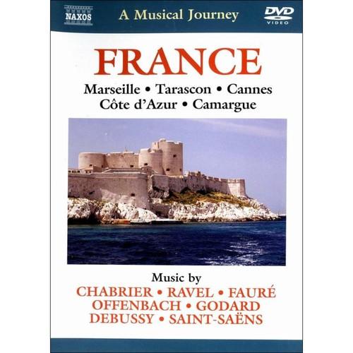 France: A Musical Journey [DVD]