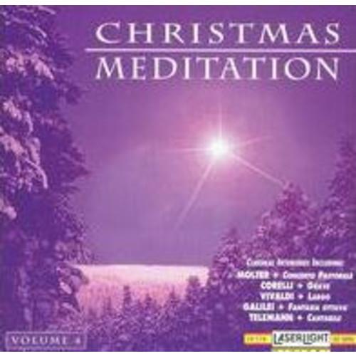 Christmas Meditation Vol. 4 CD