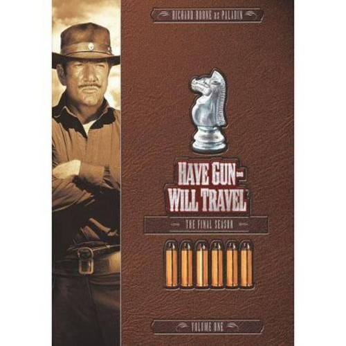 Have gun will travel:Season 6 vol 1 (DVD)