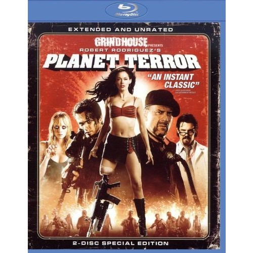 Grindhouse Presents: Planet Terror