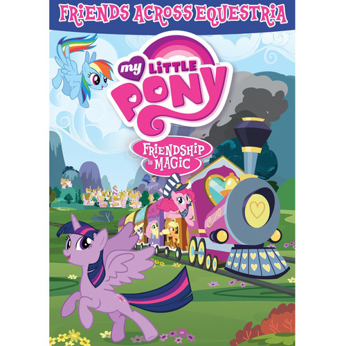 My Little Pony Friendship is Magic: Friends Across Equestria (DVD)