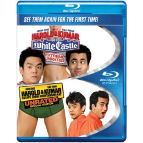 Harold and Kumar Go to White Castle/Escape from Guantanamo