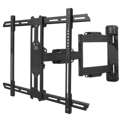 Kanto - Full-Motion TV Wall Mount for Most 37