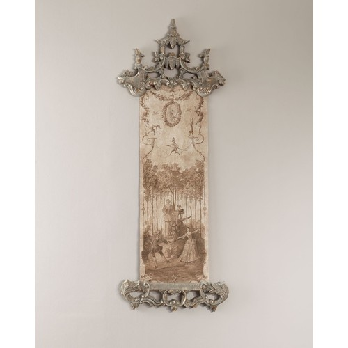 Garden Party Chinoiserie Wall Hanging