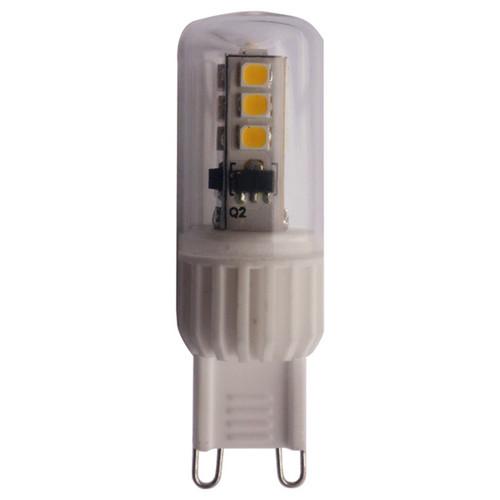 Goodlite G9 3.5-watt Dimmable LED T13 Light Bulb Pack of 20