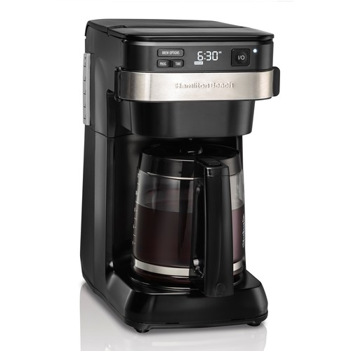 Programmable Easy Access 12-cup Coffee Maker