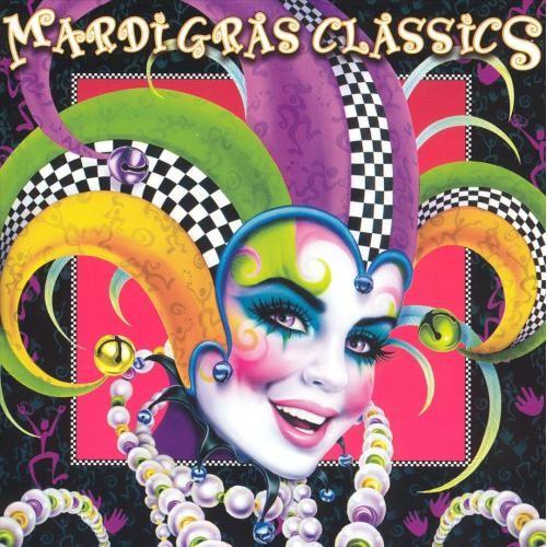 Mardi Gras Classics CD