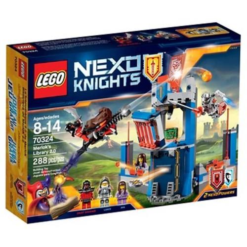LEGO Nexo Knights Merlok's Library 2.0 70324