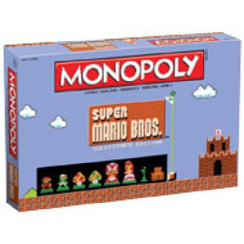 Super Mario Bros Collector's Edition Monopoly