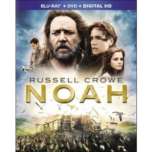 Noah (2 Discs) (Blu-ray/DVD)