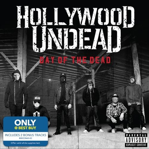 Day of the Dead [Only @ Best Buy] [CD] [PA]