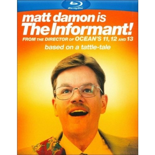 The Informant (2 Discs) (Blu-ray/DVD)