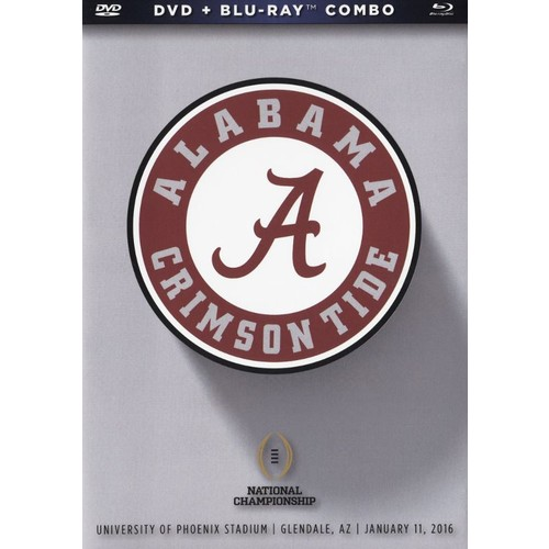2016 College Football Playoff National Championship [2 Discs] [DVD] [2016]