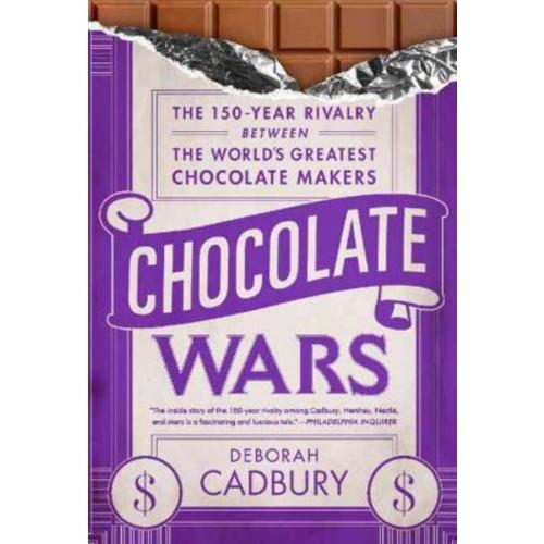 PERSEUS BOOKS GROUP Chocolate Wars