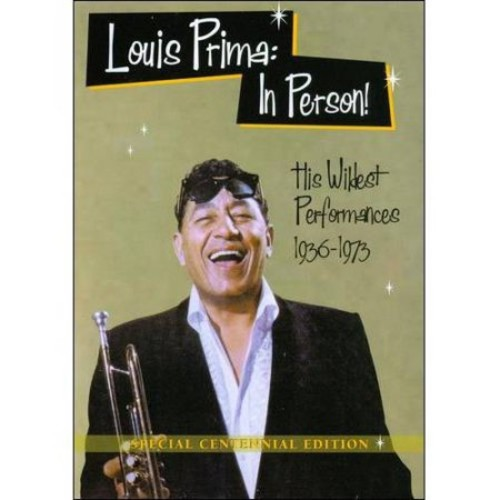 In Person: His Wildest Performances 1936-1973 [DVD]