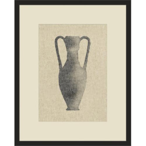 Pretty Urn I Framed Graphic Art