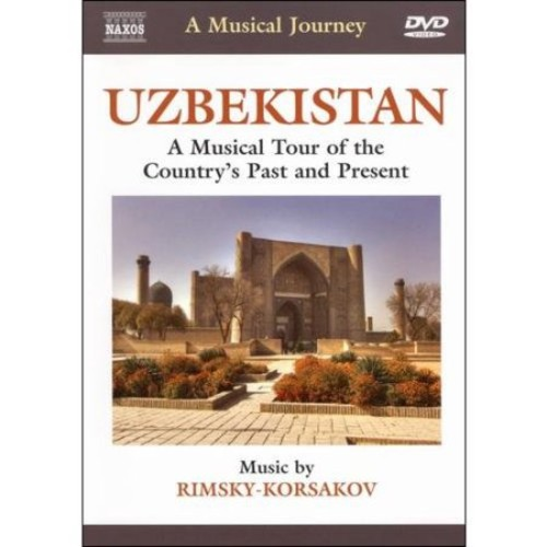 A Musical Journey: Uzbekistan- A Musical Tour of the Country's Past and Present [DVD] [English] [1994]