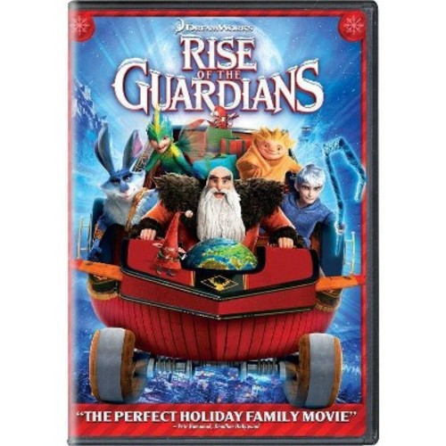 Rise of the Guardians (dvd_video)