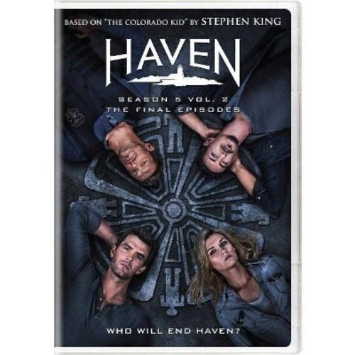 Haven:Final season (DVD)