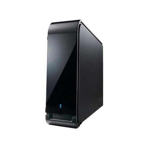 BUFFALO DriveStation Axis Velocity 4TB USB 3.0 External Hard Drive HD-LX4.0TU3 Black