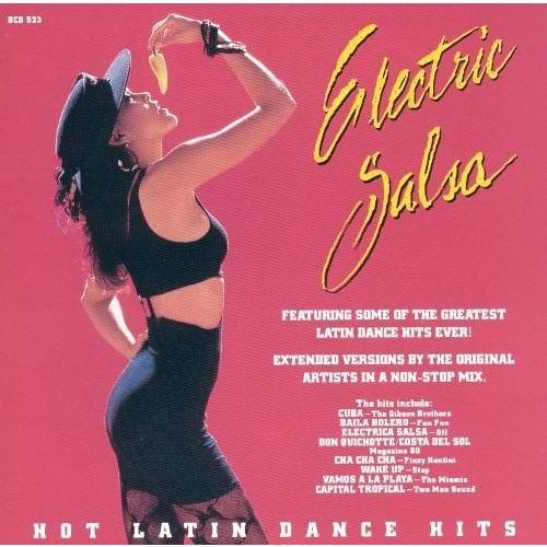 Electric Salsa [CD]