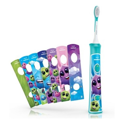 Philips Sonicare for Kids Bluetooth Connected Electric Toothbrush, HX6321/02