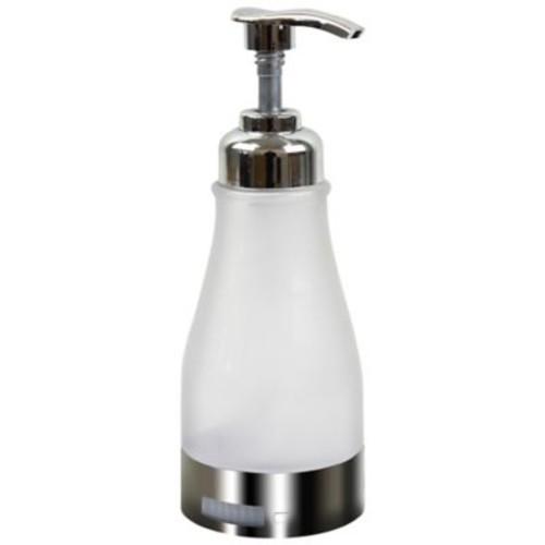 Illumisoap LED Soap Dispenser in Silver