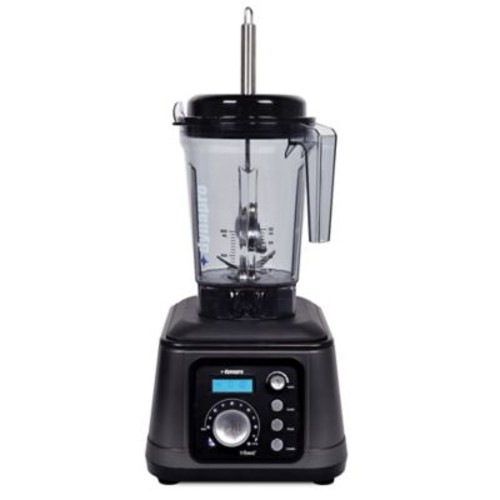 Tribest Dynapro Commercial Vacuum Blender with Vacuum Pump in Grey/Black