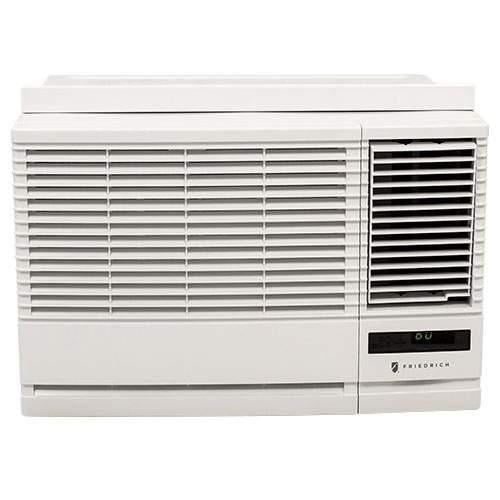 Friedrich CP10G10B 10000 BTU 115V Window Air Conditioner with Three Fan Speeds and Remote Control