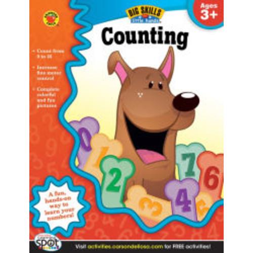 Counting Workbook, Grades Preschool - K